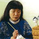 京人形頭師:藤原瑞馨